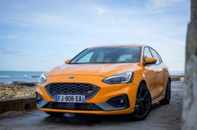 Essai Ford Focus ST: une vraie bombinette! Faut-il craquer?
