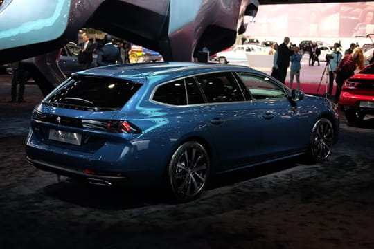 Peugeot 508 : quels sont les prix de la version break SW ? [photos]