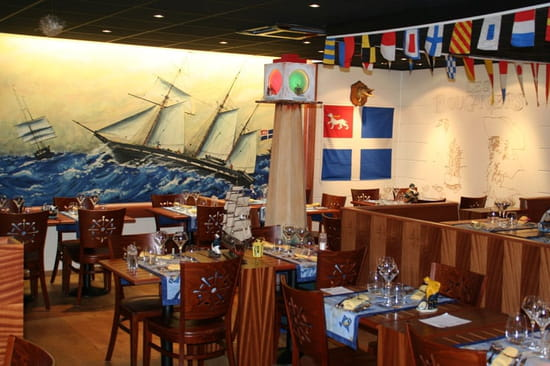Taverne de Saint Malo   © Vue sur la salle