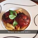 Plat : Restaurant le 8  - Tomates farcies... Un régal ! -