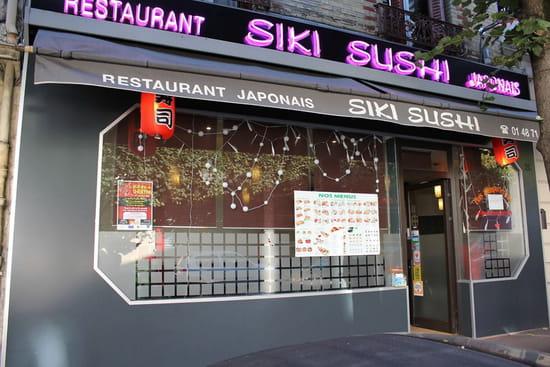 Restaurant : Siki Sushi   © siki sushi