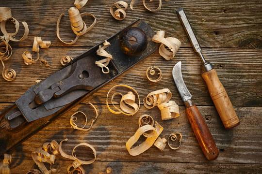 Les outils du menuisier