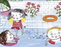 Rita et Crocodile : A la piscine