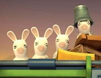 Les lapins crétins : invasion : Mad Lapin & clones crétins