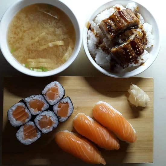 Plat : Sushimi