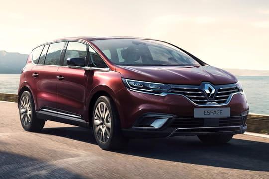 Renault Espace: la version restylée dévoilée, quelles nouveautés?