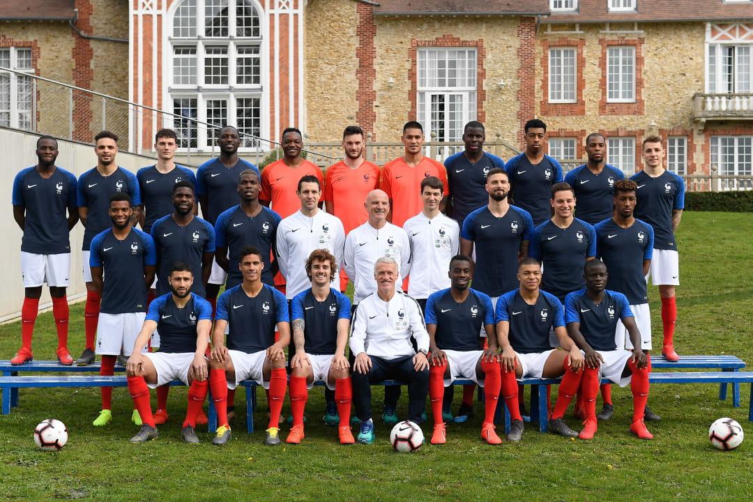 equipe-de-france-de-football - Photos