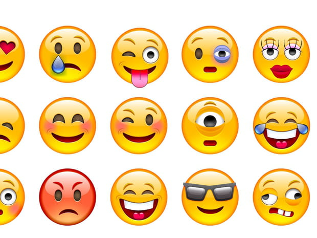 Emojis, émoticônes... 20infos essentielles pour briller en société