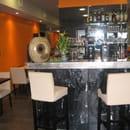 Les Platières  - l'accueil et bar -