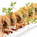 Restaurant : C'Roll Sushi  - crunchy roll -