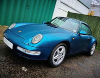 Occasions à saisir : Porsche 993 Targa