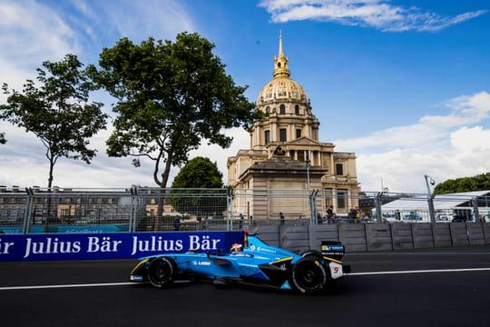 Formule E Paris: Buemi remporte la course [résultats, classement]