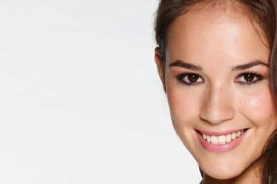Aurore Thibaud (Miss Rhône Alpes): elle veut être pilote de chantier
