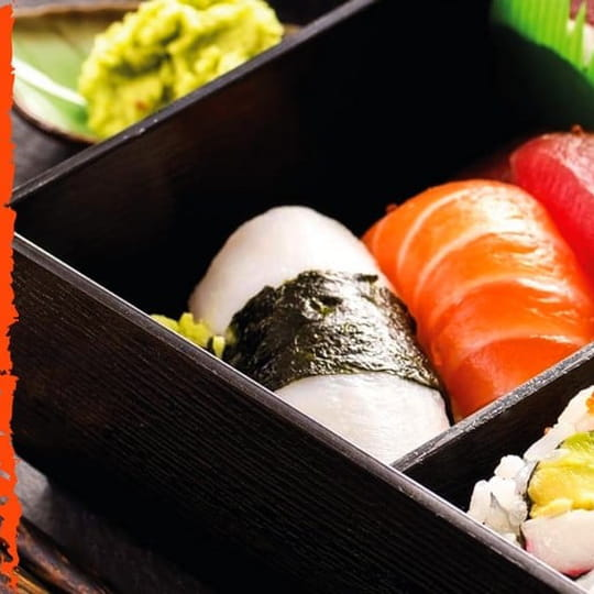 sushi kawaii restaurant japonais montpellier avec linternaute. Black Bedroom Furniture Sets. Home Design Ideas