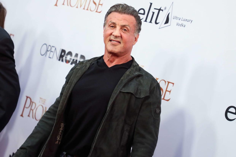 Sylvester Stallone accusé d'agression sexuelle
