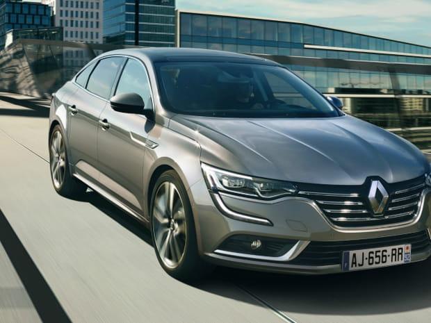Renault Talisman : la berline revancharde en images