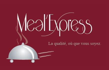 Restaurant : Meal'Express  - LOGO -   © Meal'express