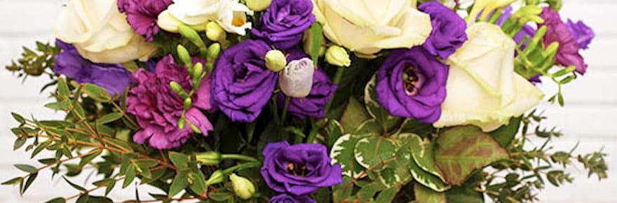 20jolis bouquets de fleurs à offrir pour la fête des mères
