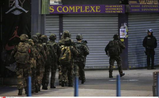 St Denis : assaut du Raid terminé. Le bilan des morts, blessés et interpellés