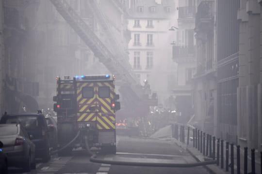 Explosion à Paris: plusieurs témoignages poignants