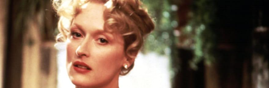 Les plus grands rôles de Meryl Streep en images