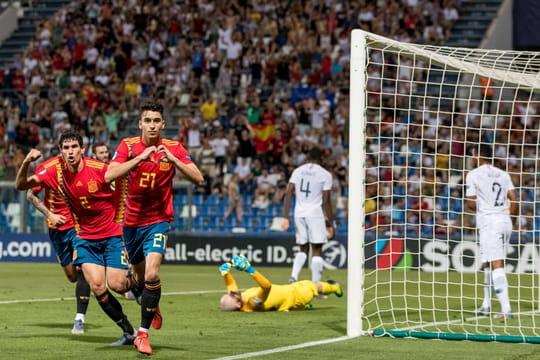 France - Espagne: les Bleuets prennent une leçon, le résumé du match