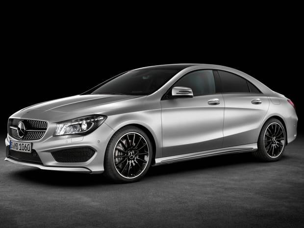 Mercedes-Benz CLA : Classe A coupé