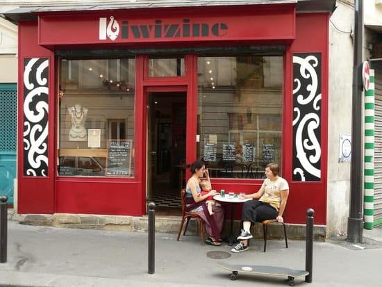 Kiwizine  - Kiwizine -   © Claire Bevan