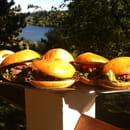 Le Pavillon Bleu  - les burgers -