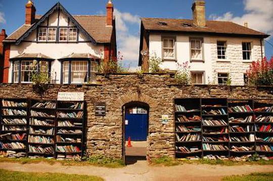 Hay-on-Wye : un village-librairie étonnant au Pays de Galles