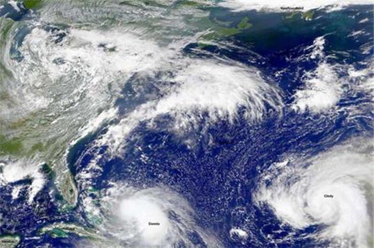 Avis de tempêtes