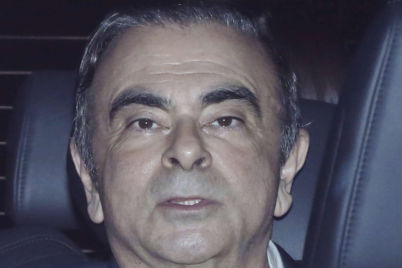 Carlos Ghosn: l'incroyable fête polémique à Versailles [VIDEO]