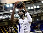 Basket-ball - Levallois Metropolitans / Villeurbanne