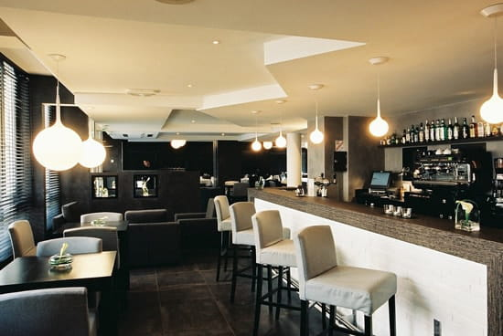 Restaurant L' Estrade  - Bar  -   © Hôtel Agora*** - Restaurant L'Estrade