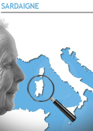 la sardaigne, en italie