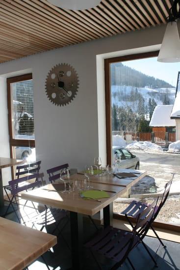 Oréade Restaurant  - Salle -
