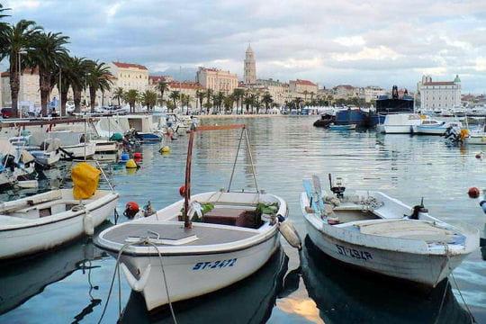 Split et son patrimoine romain