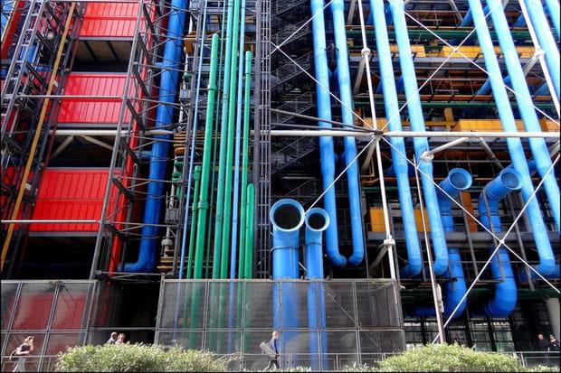 5e: Le Centre Pompidou, Paris