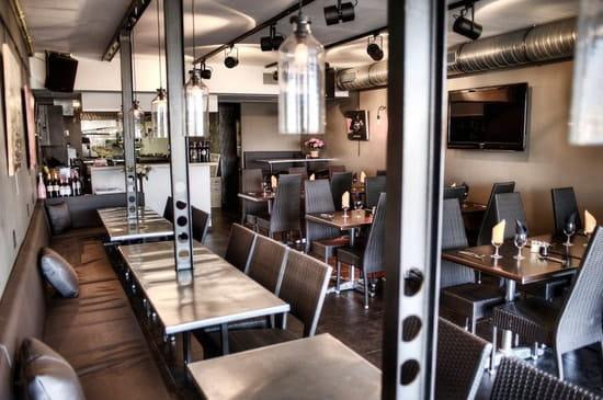 Le Spot  - La salle du restaurant Le Spot -