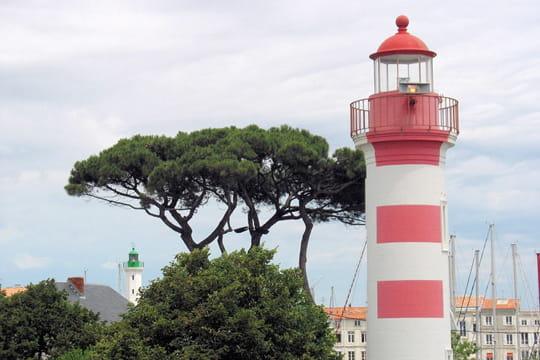 Les phares du Vieux-Port