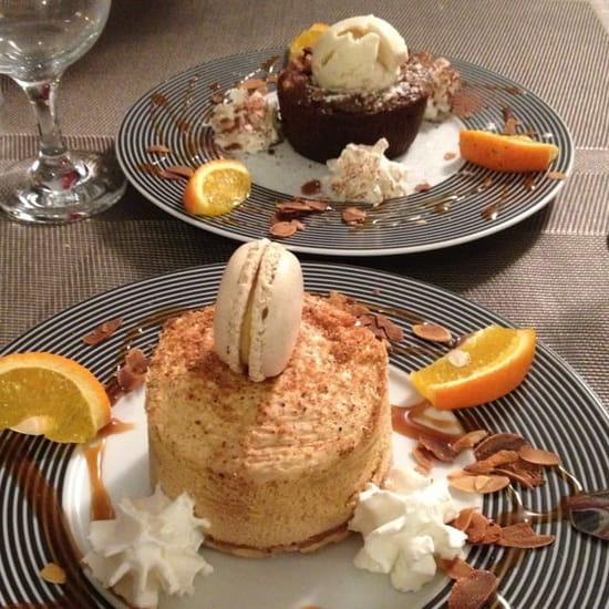 Dessert : L'Aventure Gourmande