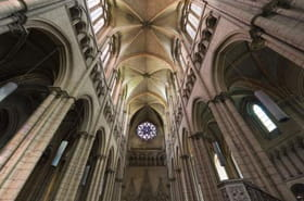Quels réglages photo à l'intérieur d'une église ?