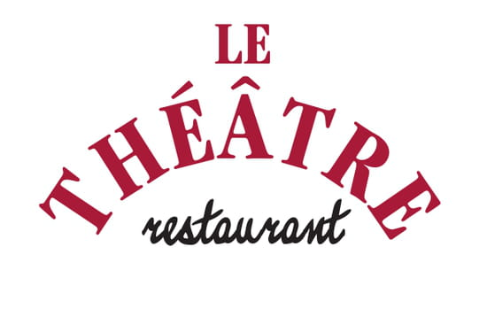 Restaurant : Restaurant du Théâtre  - Logo du restaurant Le Théâtre à Colmar -   © Le Théâtre