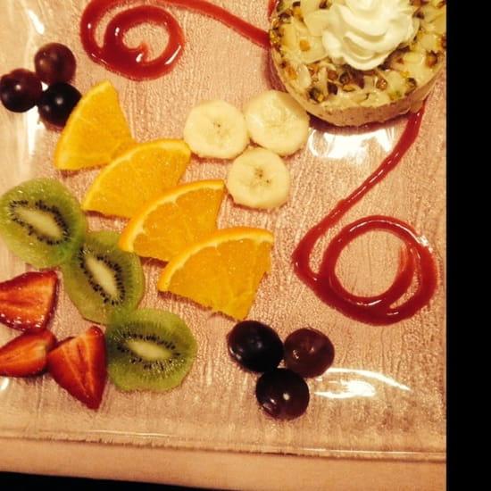 Dessert : Le Doyen  - Nougat glacé -