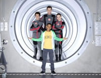 Les Bio-Teens : Le combat des robots