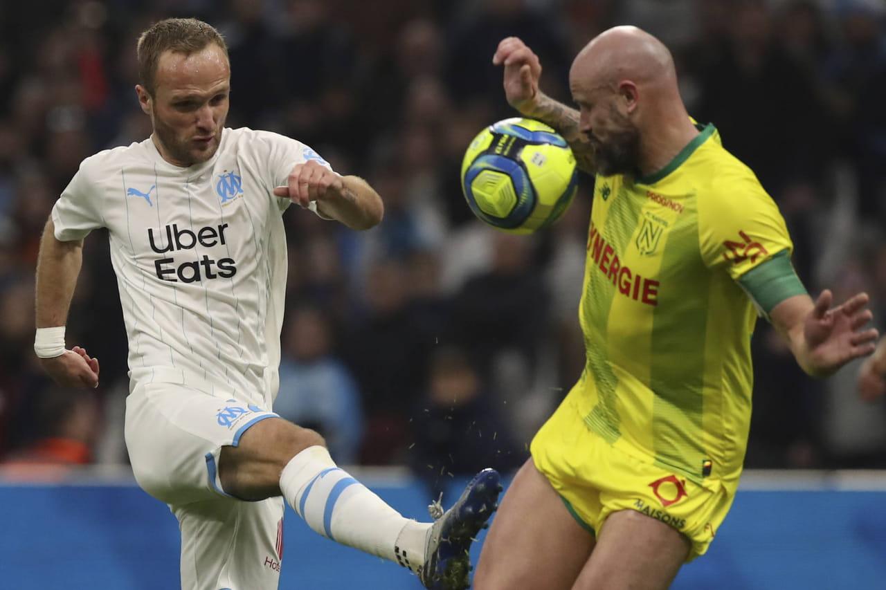 Ligue 1: Marseille perd du terrain, le classement après la 26e journée