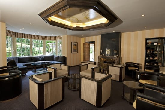 Le Manoir du Lys  - Salon Bar -   © manoir