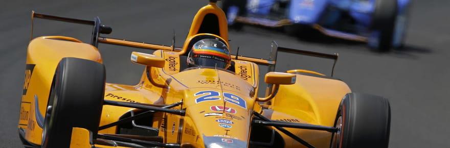 500Miles d'Indianapolis: Sato héros, Alonso abandonne! [classement]
