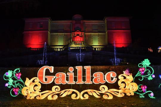 Festival des Lanternes de Gaillac: la 3e édition jusqu'au 31janvier