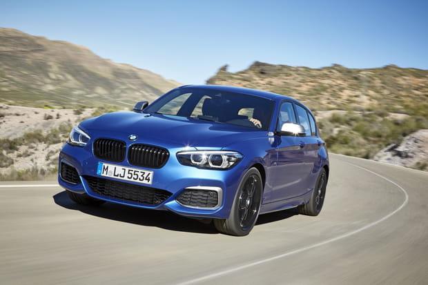Dernières retouches pour la BMW Serie 1